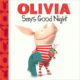 Olivia Says Good Night