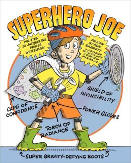Superhero Joe: with audio recording