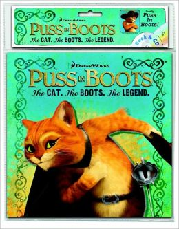 The Cat. The Boots. The Legend.: Book & CD