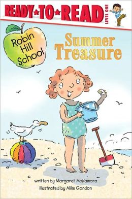 Summer Treasure (Robin Hill School Ready-to-Read Series)