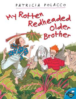 My Rotten Redheaded Older Brother: with audio recording