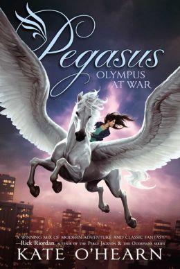 Olympus at War (Pegasus Series #2)