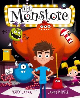 The Monstore: with audio recording