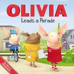 OLIVIA Leads a Parade: with audio recording