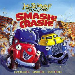 Smash!Crash!: with audio recording