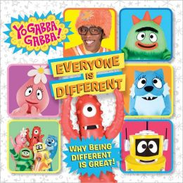 Everyone Is Different: Why Being Different Is Great!