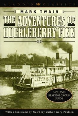 a discussion on the value of the adventures of huckleberry finn by mark twain Literature: the adventures of huckleberry finn by mark twain these sites have summaries and discussion questions for this controversial book by mark twain.
