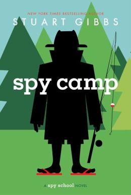 Spy Camp (Spy School Series #2)