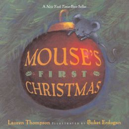 Mouse's First Christmas: with audio recording