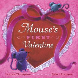 Mouse's First Valentine: with audio recording