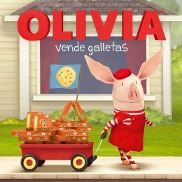 Olivia vende galletas (Olivia Sells Cookies)