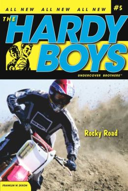 Rocky Road (Hardy Boys Undercover Brothers #5)