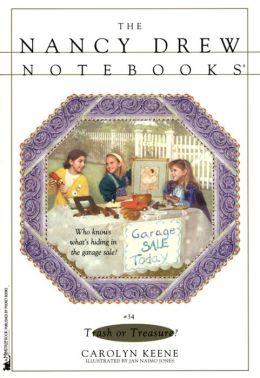 Trash or Treasure? (Nancy Drew Notebooks Series #34)