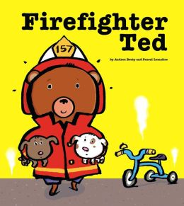 Firefighter Ted: with audio recording