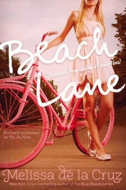 Beach Lane (Au Pairs Series #1)