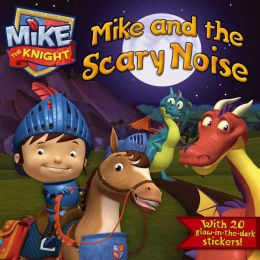 Mike and the Scary Noise: with audio recording