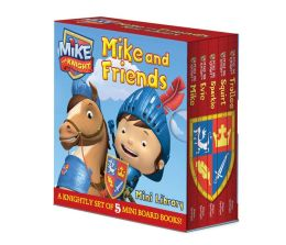 Mike and Friends Mini Library