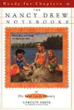 The Sand Castle Mystery (Nancy Drew Notebooks Series #49)