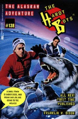 The Alaskan Adventure (Hardy Boys Series #138)