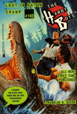 Lost in Gator Swamp (Hardy Boys Series #142)