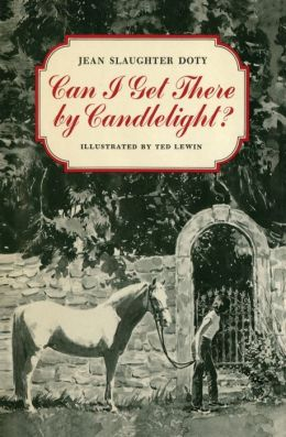 Can I Get There by Candlelight?