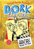 Book Cover Image. Title: Dork Diaries 7:  Tales from a Not-So-Glam TV Star (B&N Exclusive Edition), Author: Rachel Renee Russell