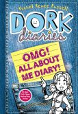 Book Cover Image. Title: Dork Diaries OMG!:  All About Me Diary!, Author: Rachel Renee Russell