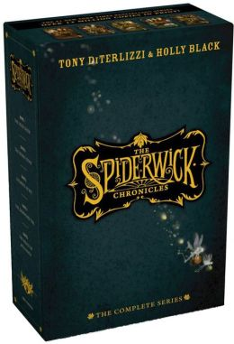 The Spiderwick Chronicles, the Complete Series: The Field Guide; The Seeing Stone; Lucinda's Secret; The Ironwood Tree; The Wrath of Mulgrath