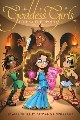 Athena the Proud (Goddess Girls Series #13)