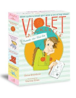 Violet Mackerel's Outside-the-Box Set: Violet Mackerel's Brilliant Plot, Violet Mackerel's Remarkable Recovery, Violet Mackerel's Natural Habitat, Violet Mackerel's Personal Space