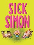 Book Cover Image. Title: Sick Simon:  with audio recording, Author: Dan Krall