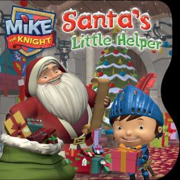 Santa's Little Helper: with audio recording