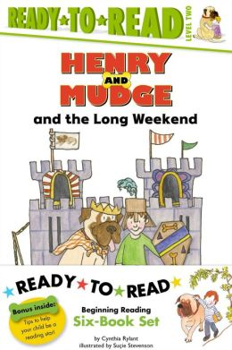 Henry and Mudge Ready-to-Read Value Pack #2: Henry and Mudge and the Long Weekend; Henry and Mudge and the Bedtime Thumps; Henry and Mudge and the Big Sleepover; Henry and Mudge and the Funny Lunch; Henry and Mudge and the Great Grandpas; Henry and Mudge