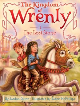 The Lost Stone (The Kingdom of Wrenly Series #1)