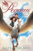 Book Cover Image. Title: Origins of Olympus (Pegasus Series #4), Author: Kate O'Hearn