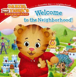 Welcome to the Neighborhood!: with audio recording