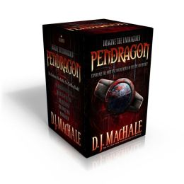 Pendragon: The Merchant of Death; The Lost City of Fear; The Never War; The Reality Bug; Black Water