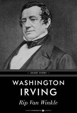 an analysis of washington irvings rip van winkle Washington irving's main character rip van winkle in the story of the same name may be analyzed according to his motives and goals, relationships, and self-image.