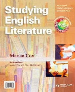 Studying English Literature [Includes CD-ROM]