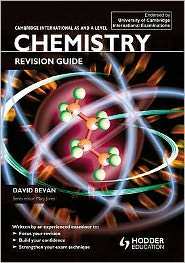 Cambridge International AS & A Level Chemistry: Revision Guide