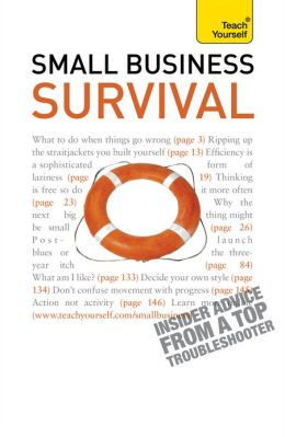 Small Business Survival: Teach Yourself