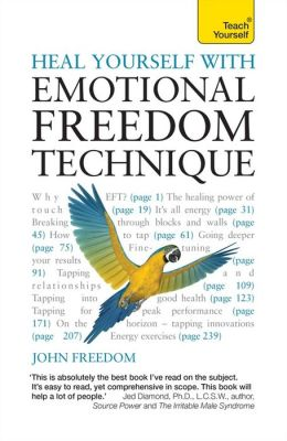 Heal Yourself with Emotional Freedom Technique: A Teach Yourself Guide