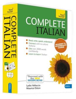 Complete Italian with Two Audio CDs: A Teach Yourself Program