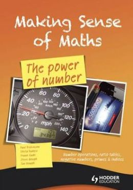 Making Sense of Math: The Power of Number