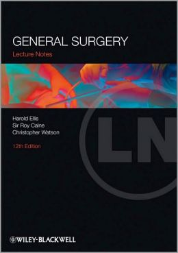 Lecture Notes: General Surgery