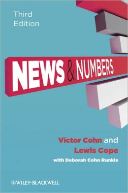 News and Numbers: A Writers Guide to Statistics