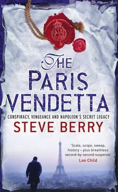 The Paris Vendetta (Cotton Malone Series #5)