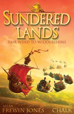 Sundered Lands 2: Fair Wind to Winnershine