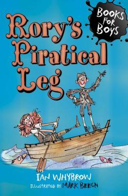 Books For Boys: 16: Rory's Piratical Leg
