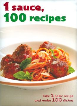 1=100 1 Sauce 100 recipes